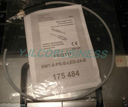 New Festo Smt 8 Ps S Led 24 B 175484 Proximity Switch Sensor 90 Days Warranty - $66.50