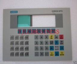 New For SIEMENS Membrane Keypad with 6FC5203-0AF05-0AB0 60day Warranty - $133.00