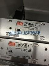 AC/DC 50W 5V 4A &24V 1.4A MW NED-50B Switching UL DHL Switching power s... - $130.15
