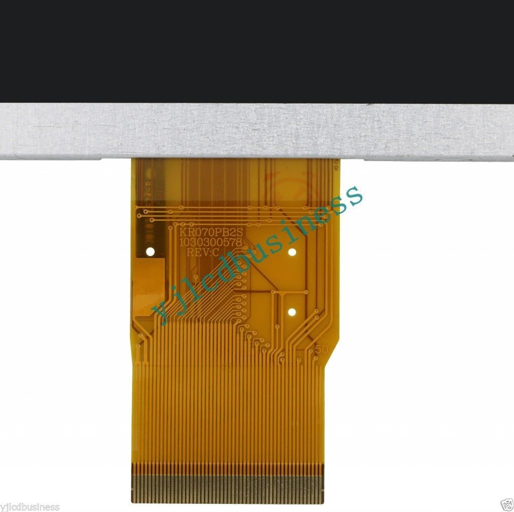 NEW 7'' KR070PB2S Ainol Novo 7 Paladin LCD screen display panel 90days warranty