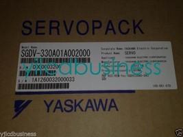 new SGDV-330A01A002000 Yaskawa servo drives 90 days warranty - $1,140.00