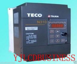N310-4005-S3X TECO AC Motor Drive Inverter 5HP 3700W 3 Phase 380V~480V 50/60Hz - $464.46