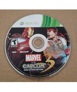 Marvel VS Capcom Fate of Two Worlds Xbox 360 Used - $5.00
