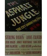 The Asphalt Jungle (2) - Sterling Hayden - Movie Poster - Framed Picture 11 x 14 - $32.50