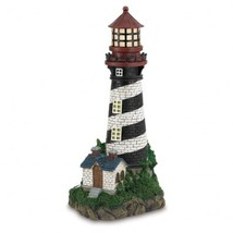 SOLAR-POWERED LIGHTHOUSE - $45.32