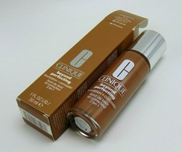 Clinique Beyond Perfecting Foundation + Concealer Wn 118 Amber 1oz/30ml Nib - $21.95