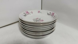 Craftsman China Made in Occupied Japan 1950's Vintage 8 PCS Bowls -CA383... - $59.39
