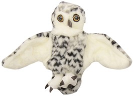 Folkmanis Small Snowy Owl Hand Puppet - $17.99
