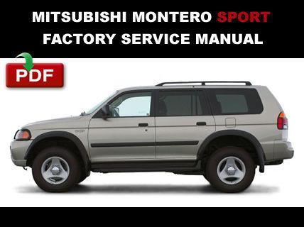 mitsubishi 2000 2004 montero sport 6g74 3 5l engine. Black Bedroom Furniture Sets. Home Design Ideas