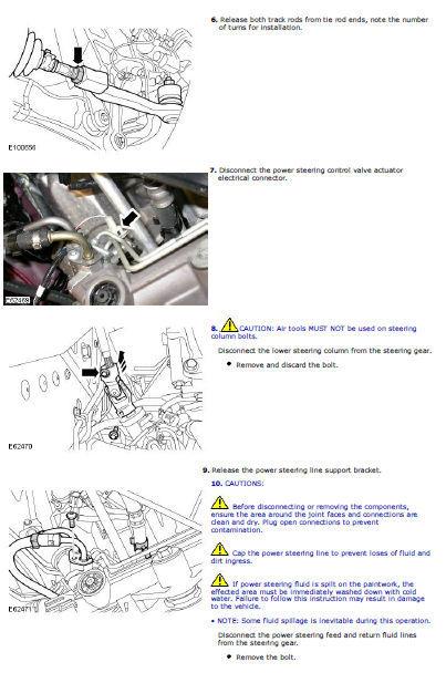 Jaguar Xf Xfr 2008 2009 2 7l 3 0l 4 2l Engine Service