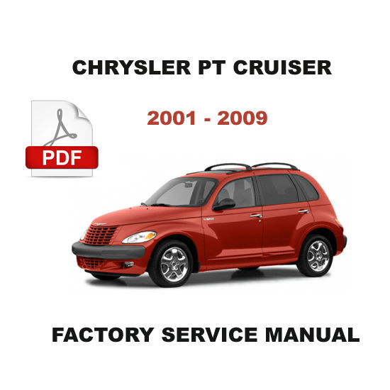 chrysler pt cruiser 2002 2003 service repair manual. Black Bedroom Furniture Sets. Home Design Ideas