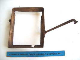Vintage Antique Auto Battery Tray or Battery Holder - $11.26
