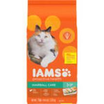 Iams Proactive Health Hairball Cat Food, 7 lbs. - $29.42