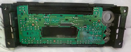 02-07 Dodge Chrysler Jeep Radio CD Cassette Face Plate Replacement P05064300AD B image 2
