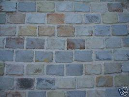 """24 Paver Molds 4x6x1.5"""" for Cement Cobblestone Garden Path Wall Tiles, FAST SHIP image 4"""