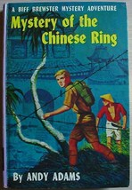 Biff Brewster #2 MYSTERY OF THE CHINESE RING Andy Adams picture cover - $5.99