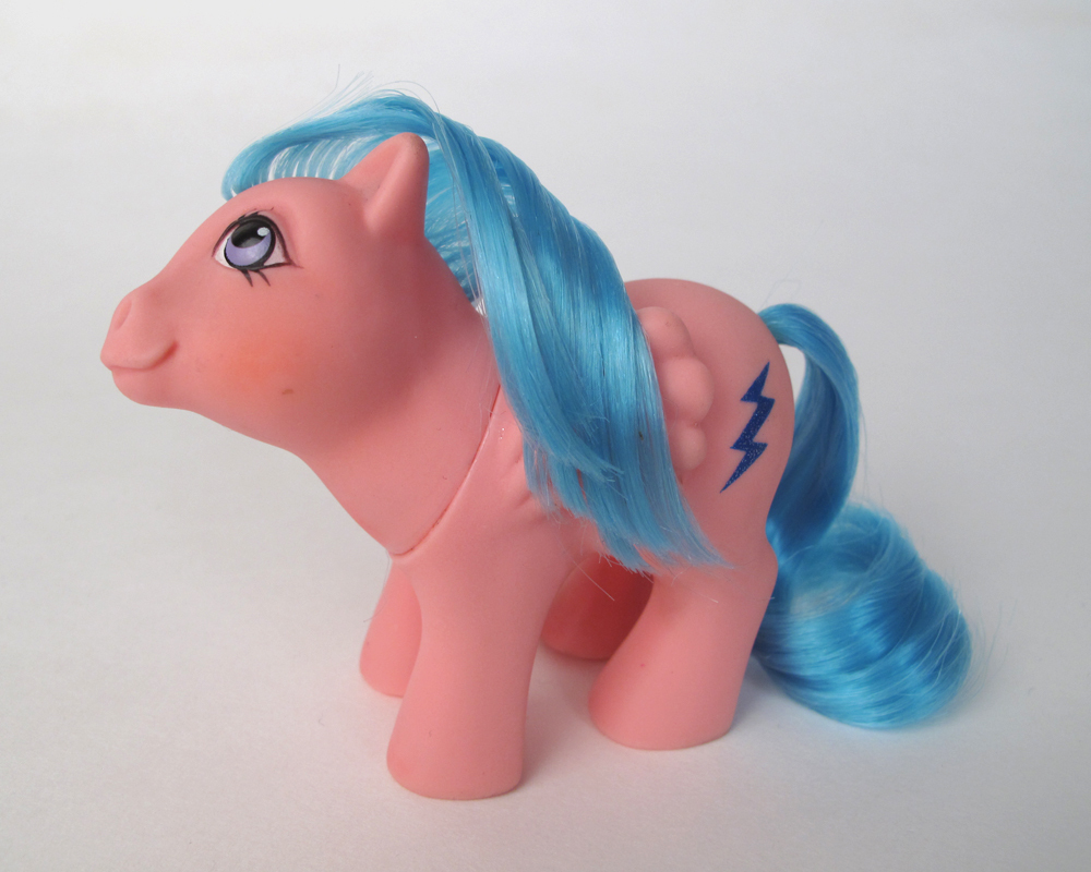 My Little Pony - G1 - Baby Firefly (Baby and 50 similar items