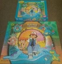 Pokemon 60 Piece Puzzle Gold Silver Version 2001 Ages 4+ - $19.75