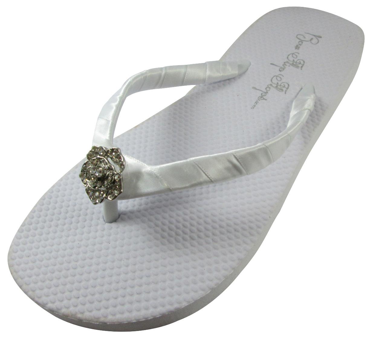 eb81cf0d0 Flat or Wedge Bridal Bridesmaid Flower Girl and 26 similar items