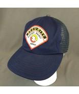VTG Detroit Diesel Allison Security Snapback Hat Patch Mesh Trucker Cap ... - $48.33