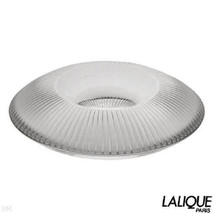 LALIQUE - Clear & Frosted Crystal Bowl / Eggcup / Coupelle / Coquetier - ATOLL - $225.00