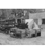 Antique Soda Coolers Barqs, Pepper, Coke 8x10 Reprint Of Old Photo - $18.97