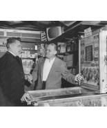 Bally Can Can Bingo Pinball Machine Vintage 8x10 Reprint Of Old Photo - $19.99