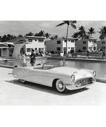 Buick Wildcat Automobile 1953 Vintage 8x10 Repr... - $19.98