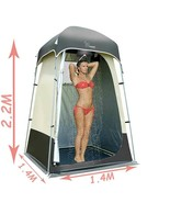 Outdoor Camping Pool Portable Pop Up Shower Bathroom Booth Changing Room... - $149.48