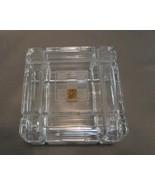 Authentic Royal Crystal Rock 24% Lead Crystal Trinket Box (Italy) - $7.99