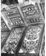 Bally Citation &  Gold Cup Bingo Pinball Games Vintage 8x10 Reprint Of O... - $19.99