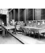 Bingo Pinball Games Confiscated By Police Vintage 8x10 Reprint Of Old Photo - $19.98