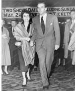 Elizabeth Taylor & Montgomery Clift 8x10 Reprin... - $20.10