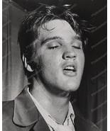 Elvis Presley Close Up 1950s 8x10 Reprint Of Ol... - $20.10