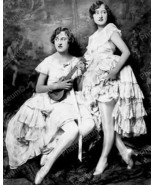 Dolly Sisters Show Girl Vintage 8x10 Reprint Of... - $20.10