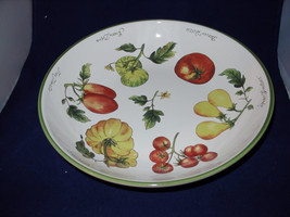 "Williams Sonoma ""HEIRLOOM TOMATOES"" Large Pasta Serving Bowl 13"" - $27.99"