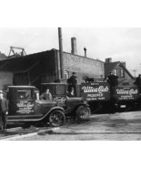 Drink Utica Club Trucks Vintage 8x10 Reprint Of Old Photo - $20.10