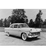 Ford 1955 4 Door Sedan Vintage Auto 8 x10 Old P... - $20.10