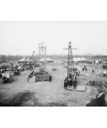 Ford Motor Co 1920s Tractor Show 8x10 Reprint Of Old Photo - $20.10