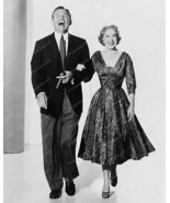 George Burns & Wife Gracie Allen 1950s  8x10 Reprint Of Old Photo - $20.10