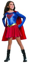 Rubies Supergirl Tv Show Superman CW Girls Children Halloween Costume 63... - $44.95
