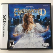 Enchanted (Nintendo DS, 2007) - $4.75