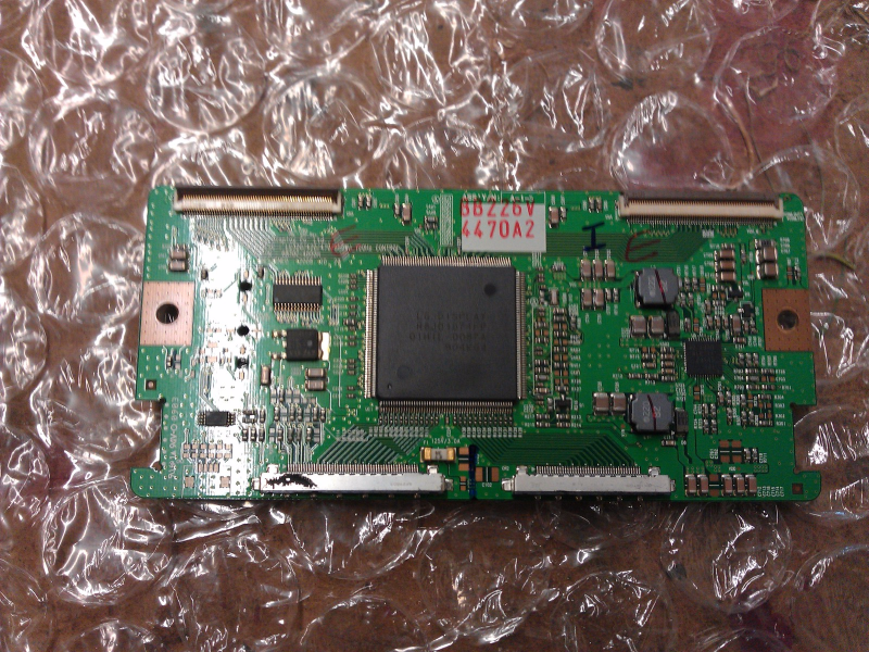 6871L-4470A T Con Board From Vizio SV470M LCD TV