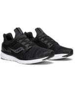 Saucony Stretch N Go Ease Sz 9 M (D) EU 42.5 Men's Running Shoes Black S... - $42.09