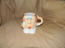 ganz character coffee cup 4 inches tall - $5.94