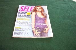 Sarah Michelle Gellar - Self Magazine - October 2007 Issue - $12.95