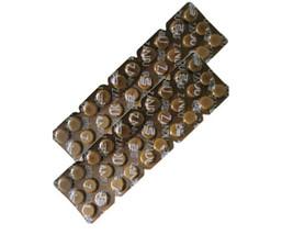 4 X 30 Zandu Triphala Herbal Trifla tablets aayurvadic Triphla 120 tab I... - $11.76
