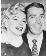 Marilyn Monroe & Joe Dimaggio Up Close!  8x10 R... - $19.99