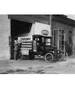 Nugrape Soda Ford Delivery Truck Vintage 1920s ... - $19.99
