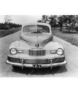 Nash Ambassador Six Model 1946 Vintage 8x10 Reprint Of Old Photo - $19.99